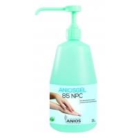Gel hydroalcoolique ANIOS GEL 85 NPC 1000ml