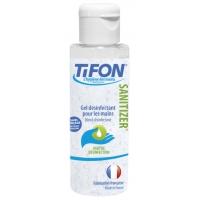 Gel hydroalcoolique désinfectant 100ml TIFON