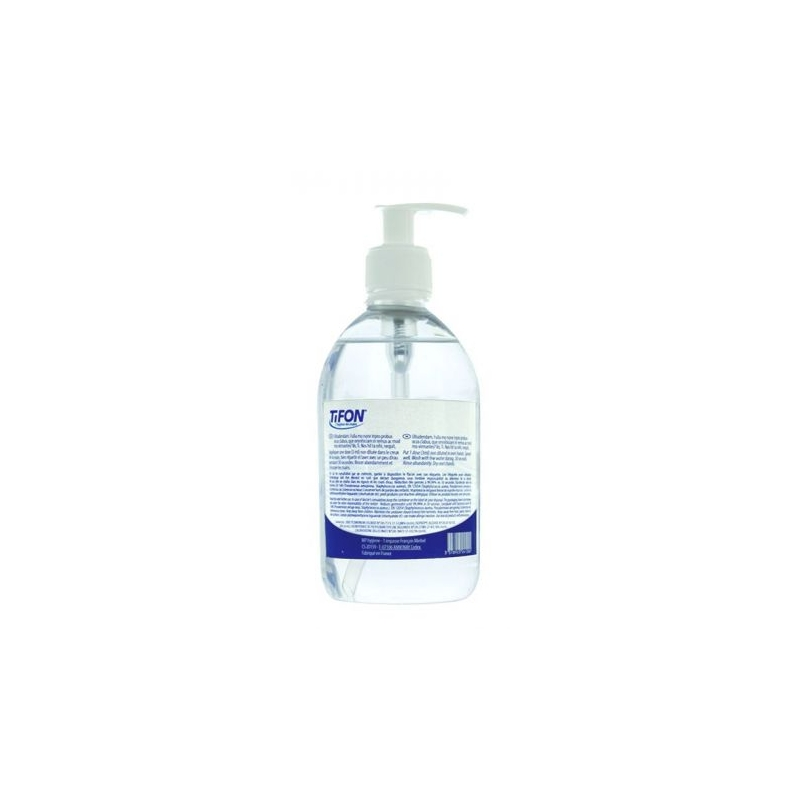 Gel Hydroalcoolique Parfume Aniosgel 85 Bleu Anios