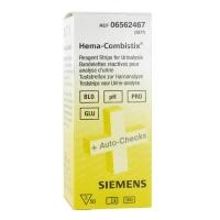 Hema-Combistix 50 bandelettes