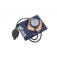Tensiomètre Vaquez-Laubry® Classic avec brassard velcro coton marine Adulte (M) Spengler 518012