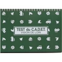 Test du Cadet Vision de Loin Images