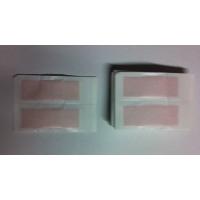 50 Pansements tissu 6cmX2cm rose élastique économique