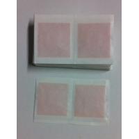 50 Pansements tissu 4cmX4cm rose élastique économique