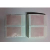 50 Pansements tissu 6cmX4cm rose élastique économique