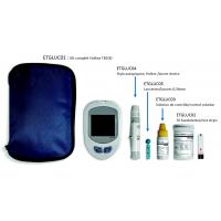 Lecteur de glycémie  Glucomètre Holtex TB100 Starter kit