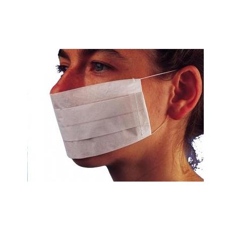Masque de protection visiteur lot de 100