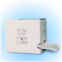 Compresses de gaze stériles 17 fils 10cm X 10cm Boîte de 20 sachets de 5