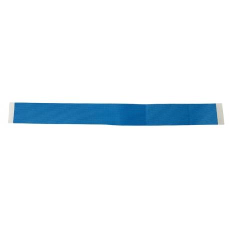 100 Pansements plastiques bleu détectables 18 cm x 2 cm