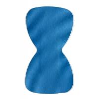 """100 Pansements plastiques bleu détectables """"papillon"""""""