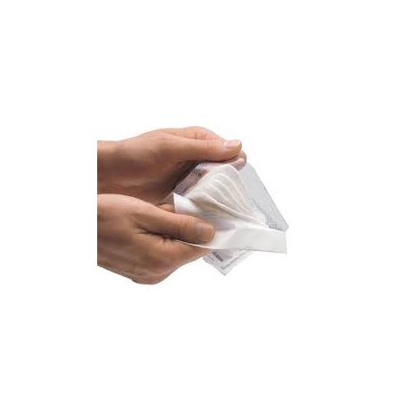 Compresse Non tissée Stérile - 10 x 10 cm 20 sachets de 5
