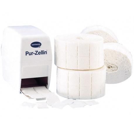 500 tampons de ouate de cellulose