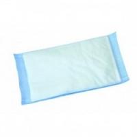 1 pansement absorbant stérile 10 cm x 10 cm