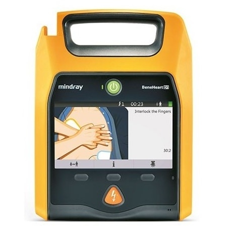 Défibrillateur semi-automatique Mindray Beneheart