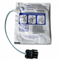 Electrodes mixtes pour DSA  Mindray  Beneheart D1