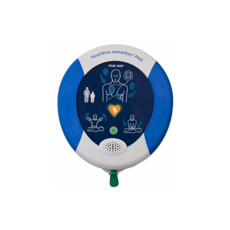 Défibrillateur automatique Samaritan Pad