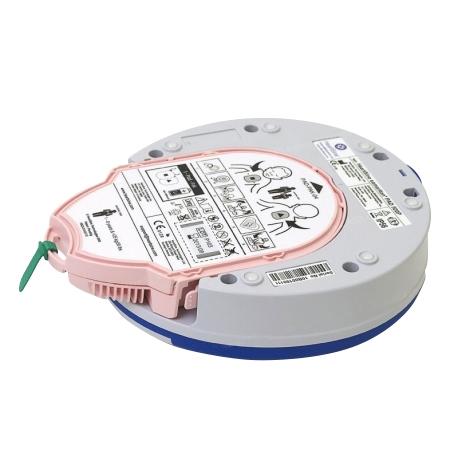 Pad pack pédiatriques - électrodes + batterie