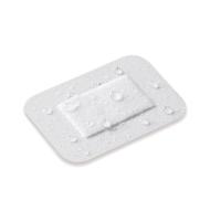 10 pansements imperméables transparents 7 x 5 cm