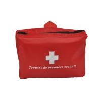 Trousse de secours souple vide 7 à 8 personnes