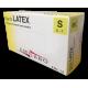 GANTS D'EXAMEN LATEX T6/7 SANS POUDRE
