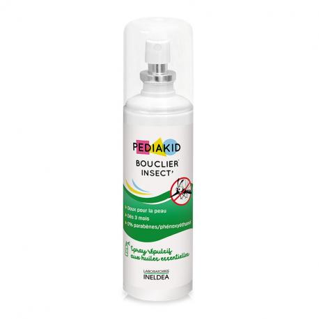 Répulsif moustiques bébés et enfants  100 ml