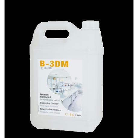 Bidon de 5 litres désinfectant et nettoyant surfaces