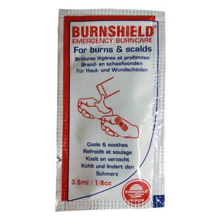 DOSE GEL BRULURE 3.5GR