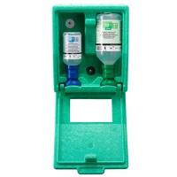 Station de lavage oculaire 2 cylindres 4787  PLUM