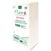 Compresse de gaze non stérile 7.5x7.5 boite de 100