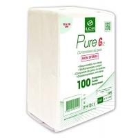 Compresse de gaze non stérile 10x10 boite de 100