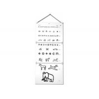 Test acuité visuelle enfant 5 M
