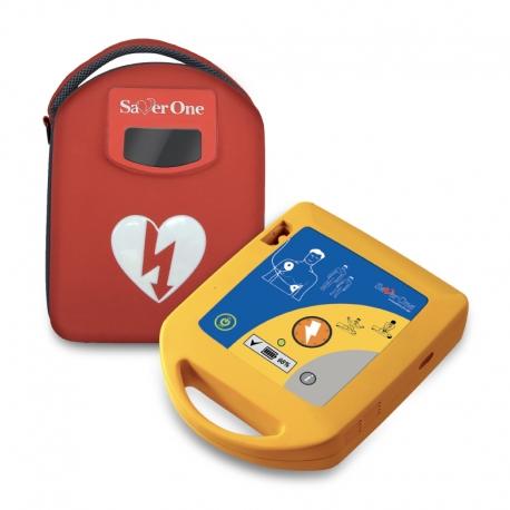 Défibrillateur semi-automatique Saver One DSA