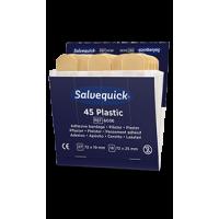 Recharge de pansements plastiques Salvequick 6036
