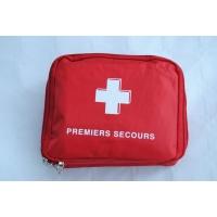 Trousse de secours souple vide 3 à 4 personnes