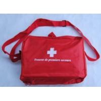 Trousse de secours souple vide 10 à 15 personnes